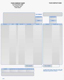 Business Accouting Forms