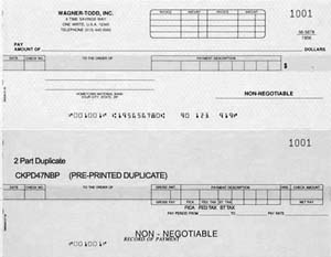 CKPD47NBP - COMB DISB-PAYROLL ONE-WRITE CHECK