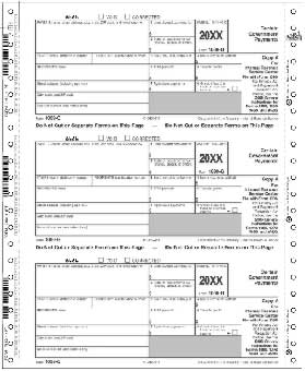 TF7153  1099G Government and Qualified State Tuition Program Payments Tax Form